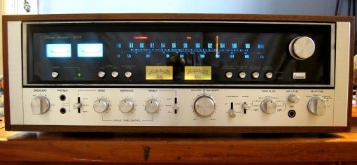 Sansui 9090 front